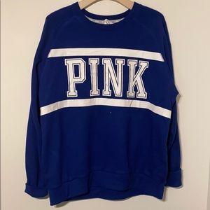 PINK VS Sweatshirt!!LIKE NEW!!